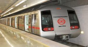 Chandigarh-Metro-Rail