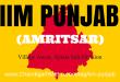 IIM-PUNJAB-amritsar