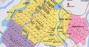 map_chandigarh