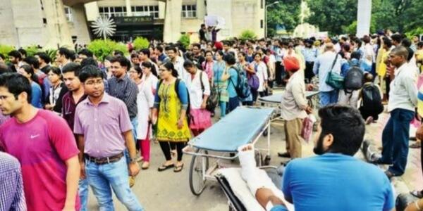 pgi-doctors-strike-chandigarh