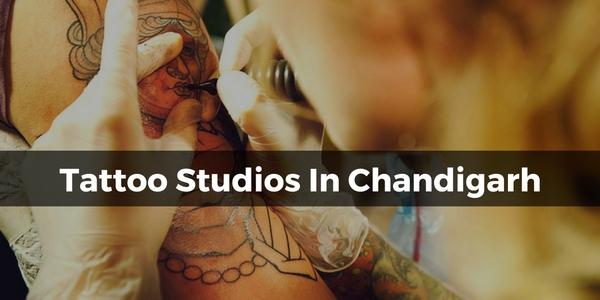Tattoo Studio in Chandigarh