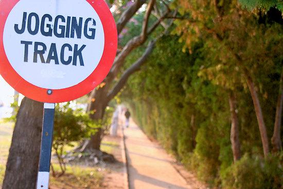 jogging-track-sukhna-lake
