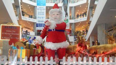 elante-mall-chandigarh-christmas-2014
