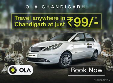 Cabs In Chandigarh Complete Fare Comparison Guide