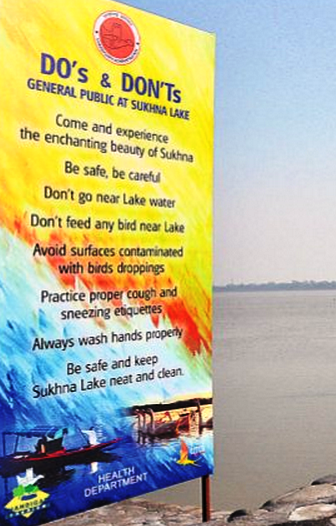 Chandigarh-sukhna-lake-re-opens