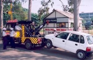 chandigarh-traffic-police-car-impound