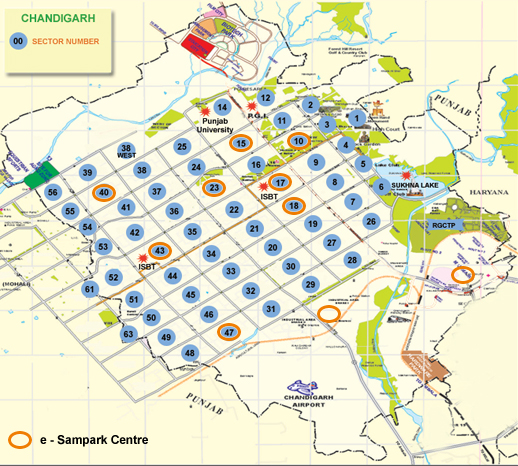 e-sampark-centres-chandigarh