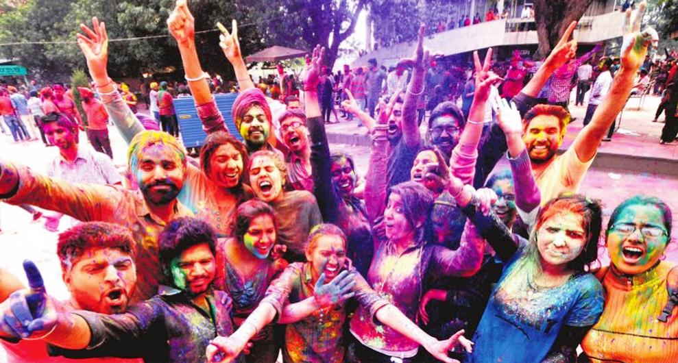 chandigarh-holi-festival