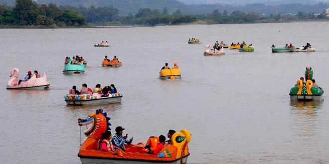 Image result for sukhna lake