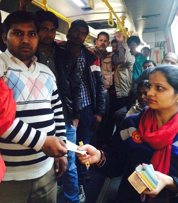 women-bus-conductor-chandigarh