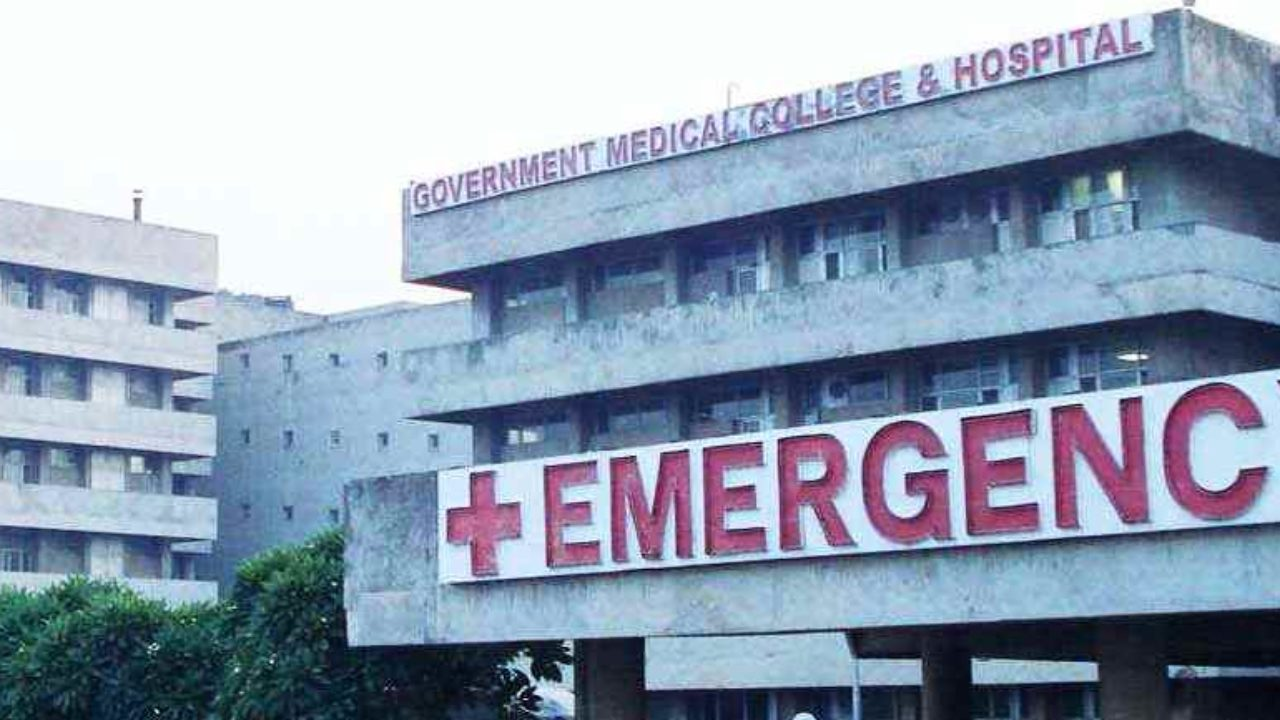 Chandigarh GMCH Doctors COVID-19: Amid growing concerns over rising coronavirus cases in Chandigarh, doctors tested positive.