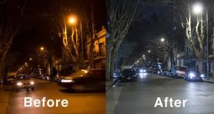 new-led-street-lights-in-chandigarh
