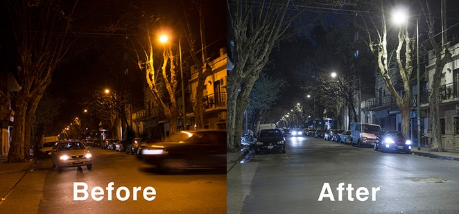 new-led-street-lights-in-chandigarh