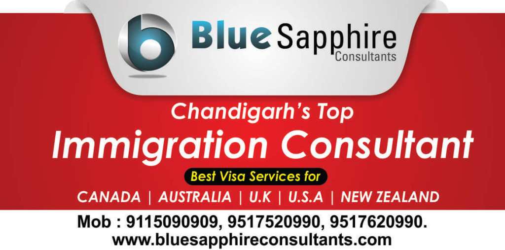 Top 10 Immigration Consultants in Chandigarh | Exclusive List