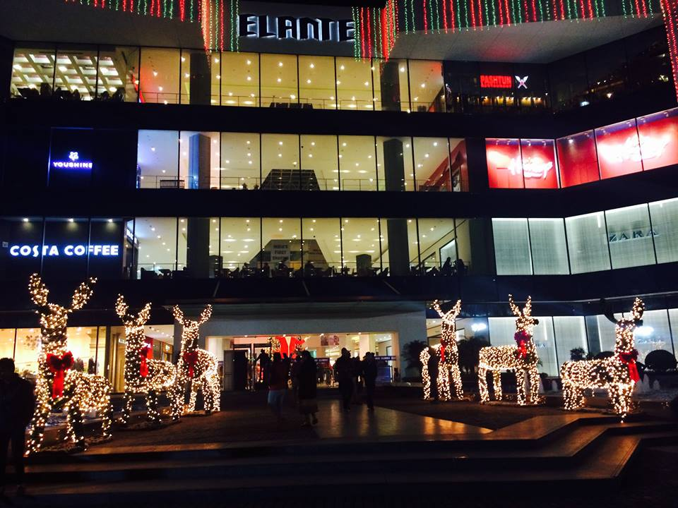elante-christmas-chandigarh