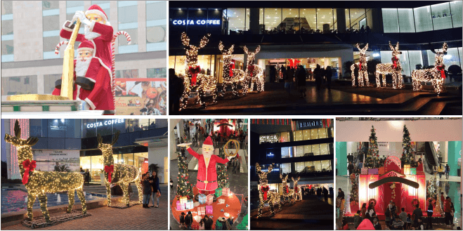 christmas-elante-chandigarh