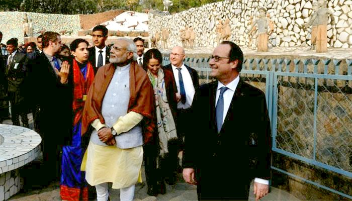 chandigarh-modi-hollande-visit