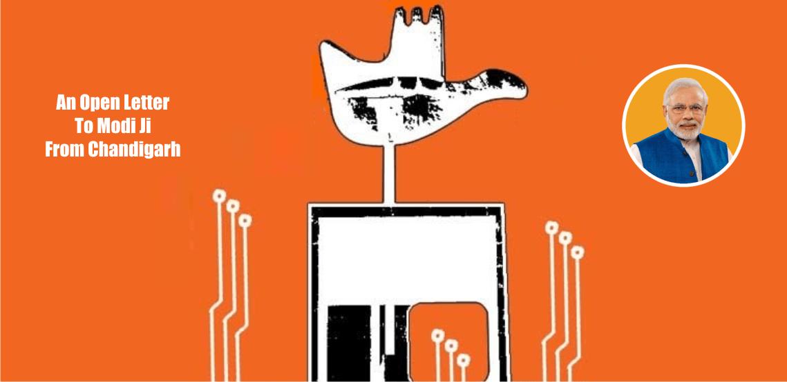 smart-city-chandigarh-modi-open-letter-ajay-deep