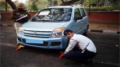 chandigarh-traffic-police-wheel-clamps