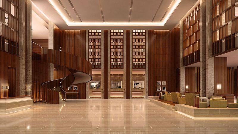 hyatt-chandigarh-hotel-lobby-stairs