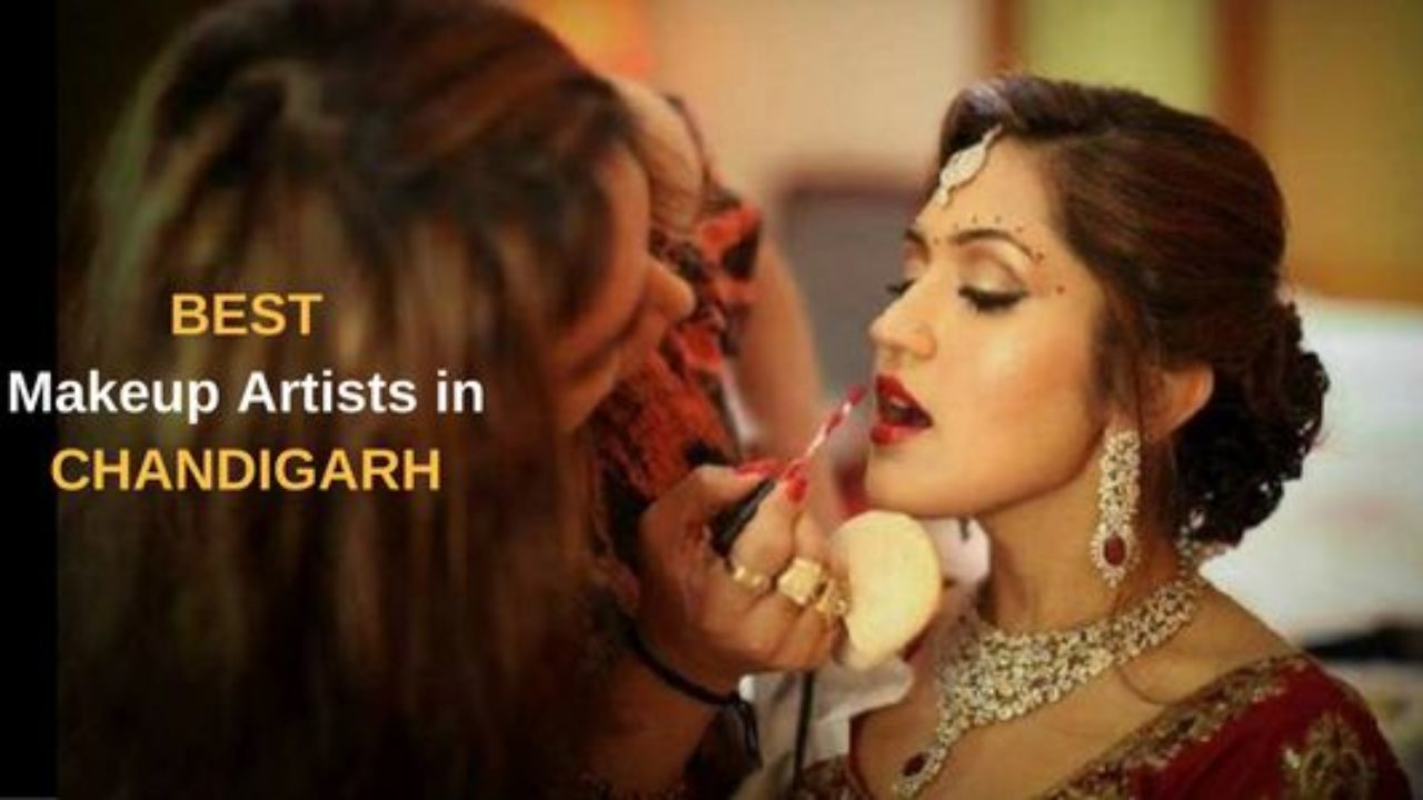 5 Famous Make Up Artists In Chandigarh