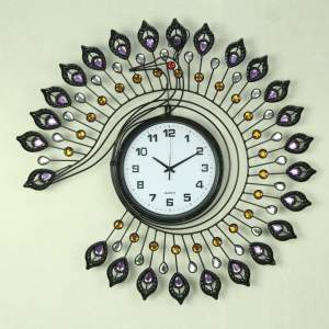 elegant-unique-wall-clock-decoration-with-peacock-framed-design__1477571998_112-196-84-90