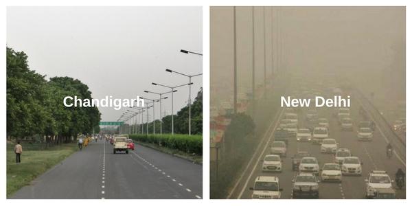 chandigarh-delhi