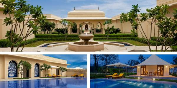 First luxury destination spa resort of chandigarh for Luxury hotels all over the world