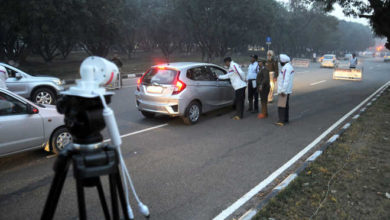 chandigarh-traffic-police-naka