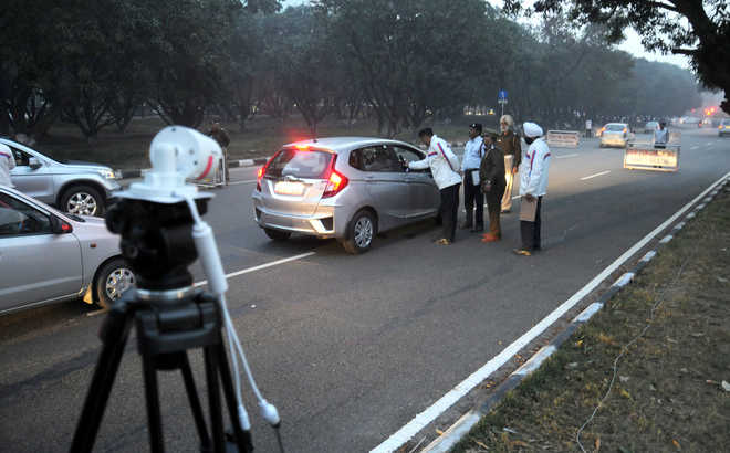 chandigarh-traffic-police-naka
