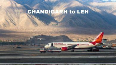 chandigarh-leh-flight