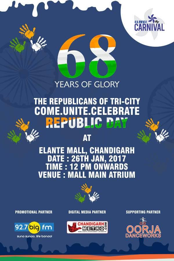 Republic-day-elante-chandigarh