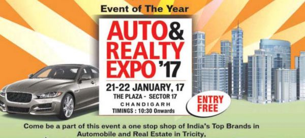 Auto Reality Expo 17 Chandigarh At Plaza Sector 17