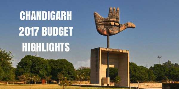 CHANDIGARH-BUDGET-2017