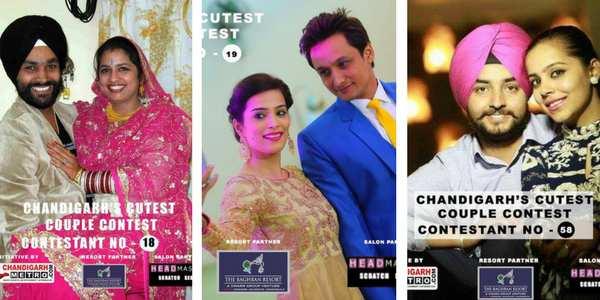 WINNERS-CHANDIGARH-CUTEST-COUPLE-2017