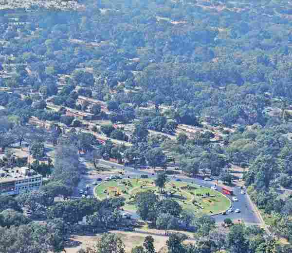 aerial-view-of-chandigarh-city
