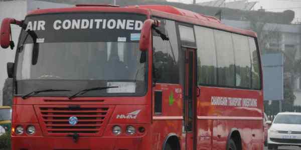 Ctu-buses-mohali