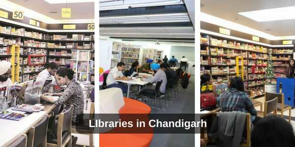 LIbraries-Chandigarh