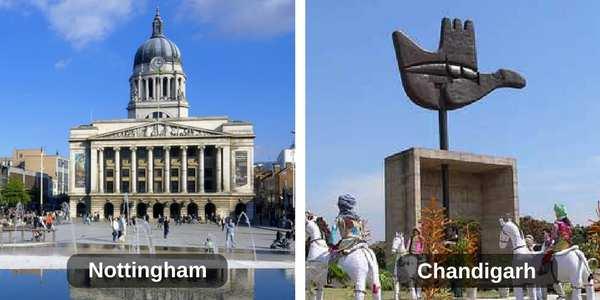 Nottingham-chandigarh