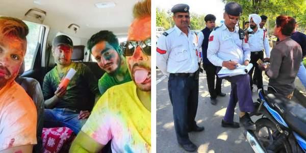 holi-police-chandigarh