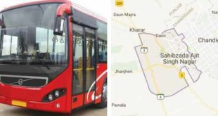 mohali-local-buses