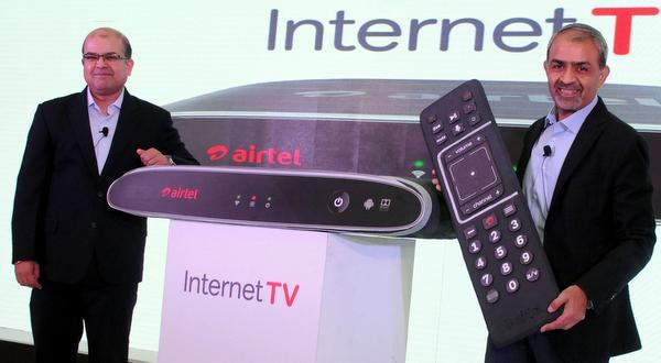 Airtel Launches An Android DTH Set-Top Box (Internet TV