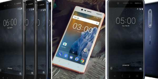 Nokia 3, Nokia 5 & Nokia 6 are Coming To India (Price ...