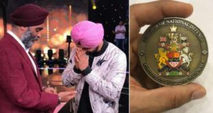 diljit-honor-medal