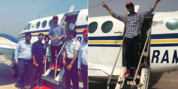 diljit-private-jet