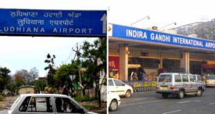 ludhiana-delhi-airport