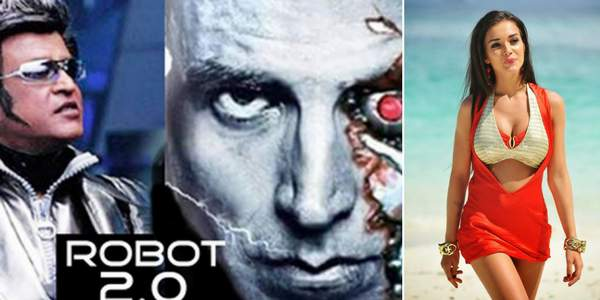 robot 2 0 rajinikanth akshay kumar movie gala audio launch event