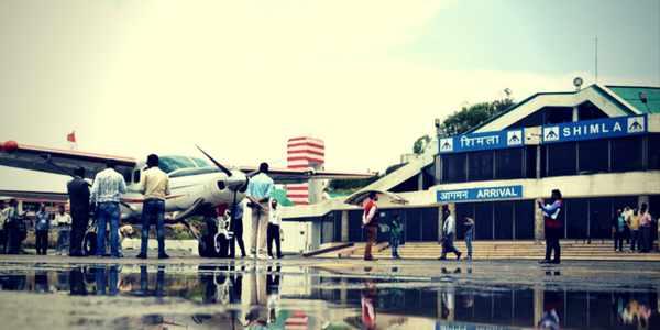 shimla-delhi-flights