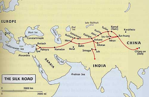 china-silk-road