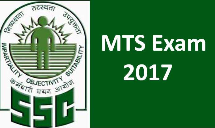 ssc-MTS-Exam-2017